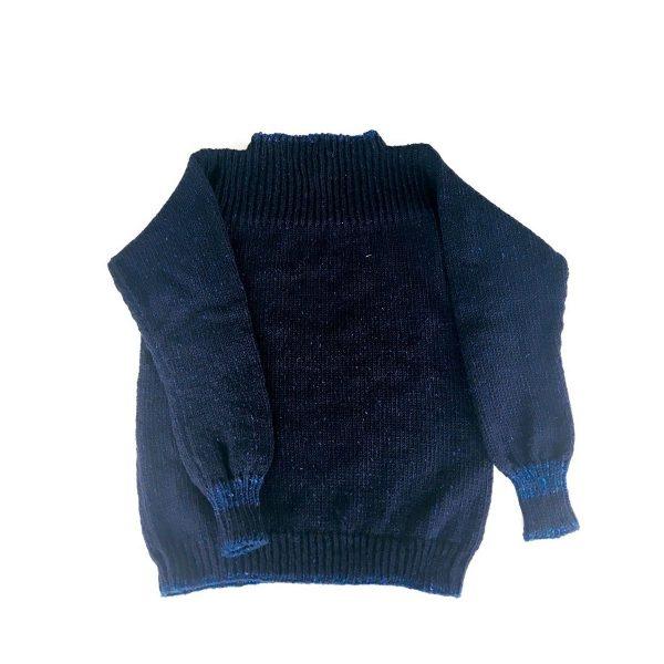 Irish Jumper in 100% Donegal Wool