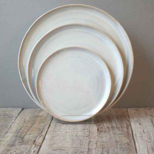 Hand Thrown Plates