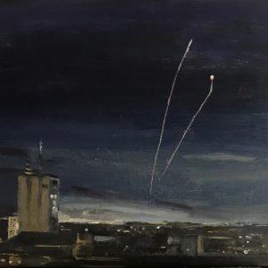Irish Artist Conrad Frankel