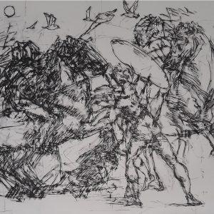 Irish Artist Maurice Quillinan