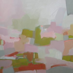 Irish Abstract Artist Julie Cusack