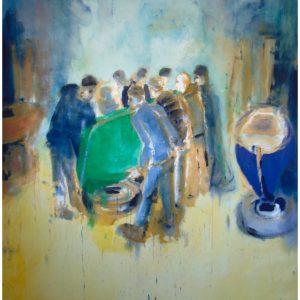 Irish Artist Andy Parsons