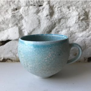 Ceramic Cup by Jack Doherty